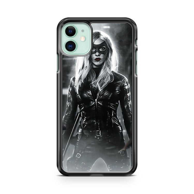 Arrow Black Canary 3 iPhone 11 Case Cover | Oramicase