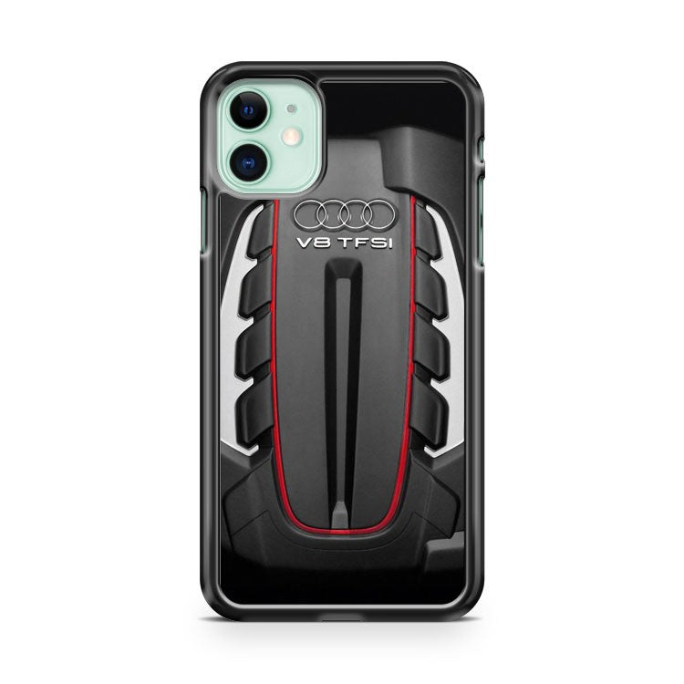Audi S6 Twin Turbocharged iPhone 11 Case Cover | Oramicase