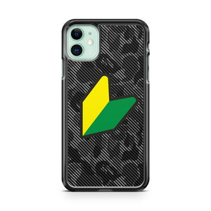 bape camo carbon pattern JDM iPhone 11 Case Cover | Oramicase