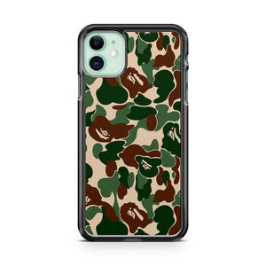 bape camo iPhone 11 Case Cover | Oramicase