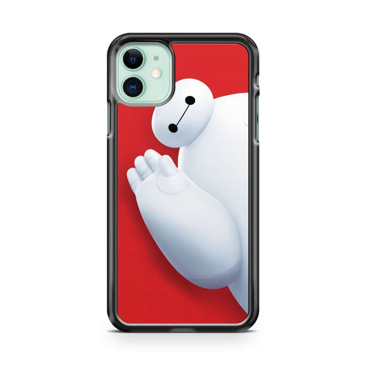 Baymax Say Hello 3 iPhone 11 Case Cover | Oramicase