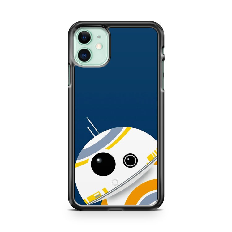 BB 8 Peekaboo 3 iPhone 11 Case Cover | Oramicase