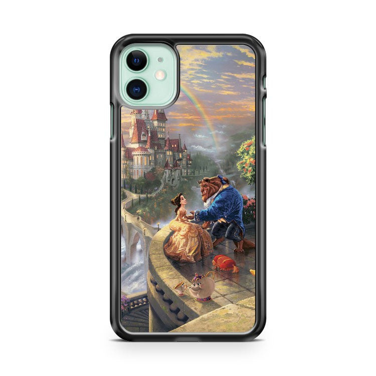 Beauty and The Beast Disney Belle iPhone 11 Case Cover | Oramicase