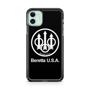 BERETTA ASSAULT RIFLE 2nd AMENDMENT BRAND PRO GUN AR 15 iPhone 11 Case Cover | Oramicase