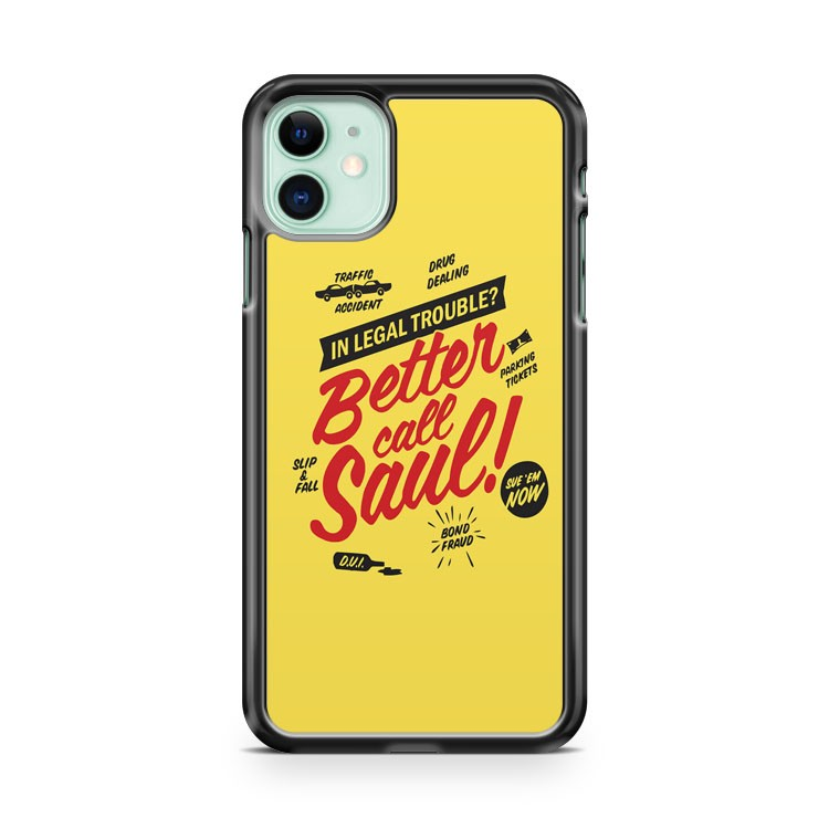 better call saul iPhone 11 Case Cover | Oramicase