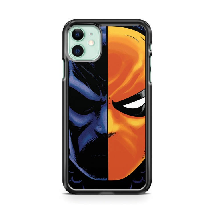 Cool Deathstroke Mask iPhone 11 Case Cover | Oramicase