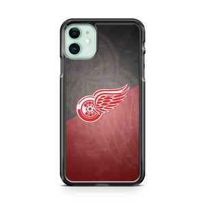 cool logo detroit red wings iPhone 11 Case Cover | Oramicase