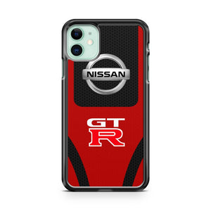 cool nissan gt r logo iPhone 11 Case Cover | Oramicase