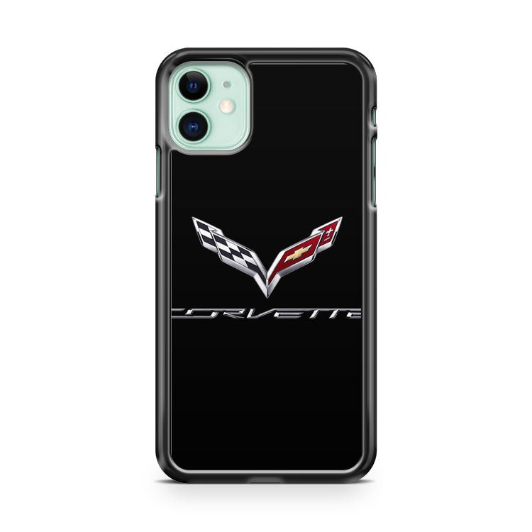 corvette c7 iPhone 11 Case Cover | Oramicase