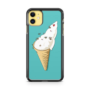 Ant Ski iPhone 11 Case Cover | Oramicase