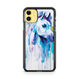 Arabian Horse Art iPhone 11 Case Cover | Oramicase