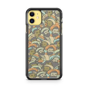 Arabic design iPhone 11 Case Cover | Oramicase