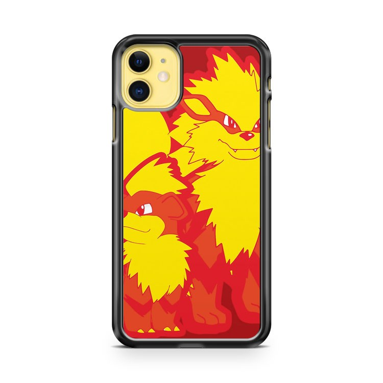 Arcanine Design iPhone 11 Case Cover | Oramicase