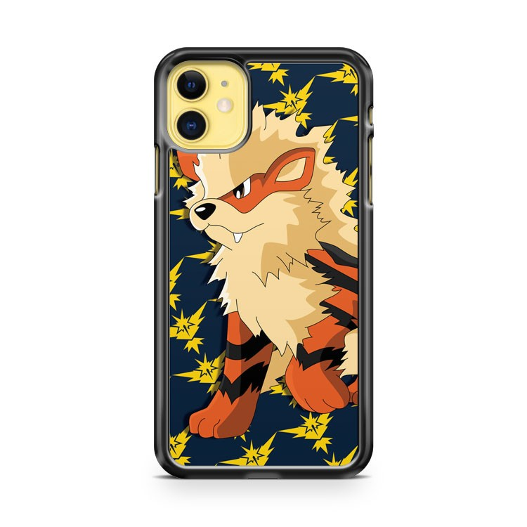 arcanine Team Instinct iPhone 11 Case Cover | Oramicase