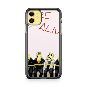 Are We Alive Fall Out Boy iPhone 11 Case Cover | Oramicase
