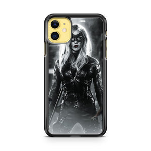 Arrow Black Canary iPhone 11 Case Cover | Oramicase