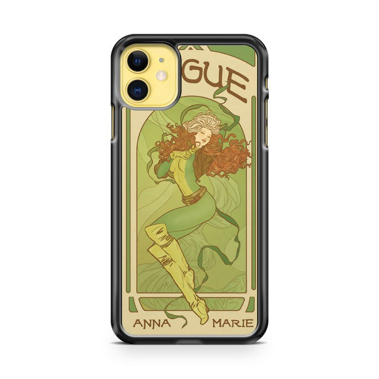 Art Nouveau Rogue iPhone 11 Case Cover | Oramicase