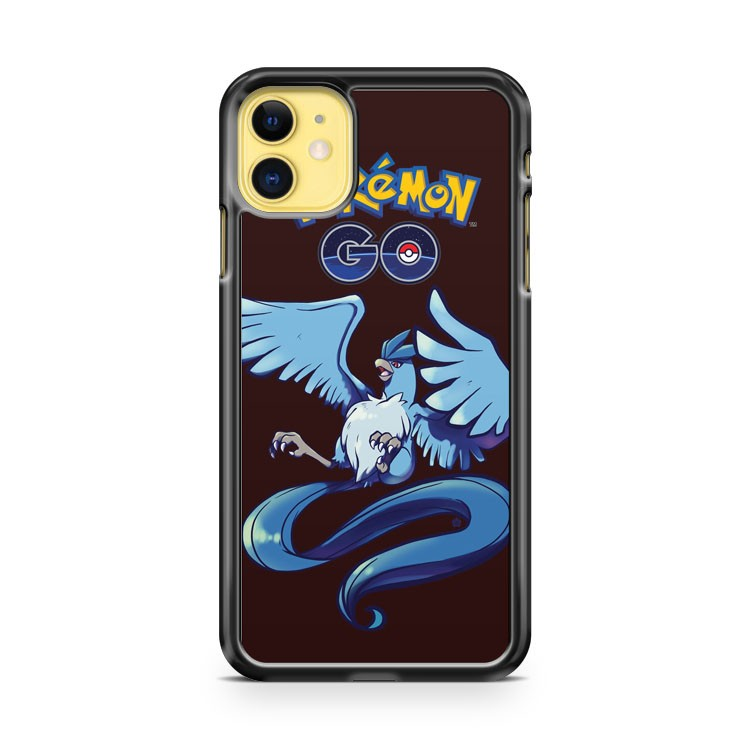articuno Pokemon Go iPhone 11 Case Cover | Oramicase