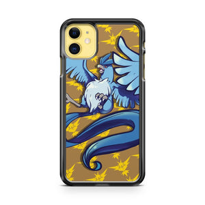 articuno Team Instinct iPhone 11 Case Cover | Oramicase