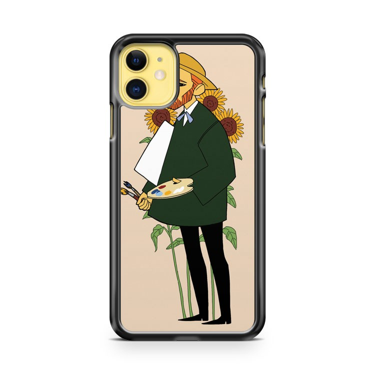 artist series van gogh iPhone 11 Case Cover | Oramicase