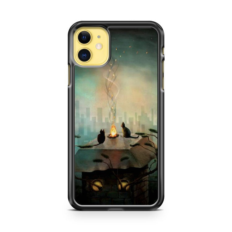 As Time Goes By iPhone 11 Case Cover | Oramicase