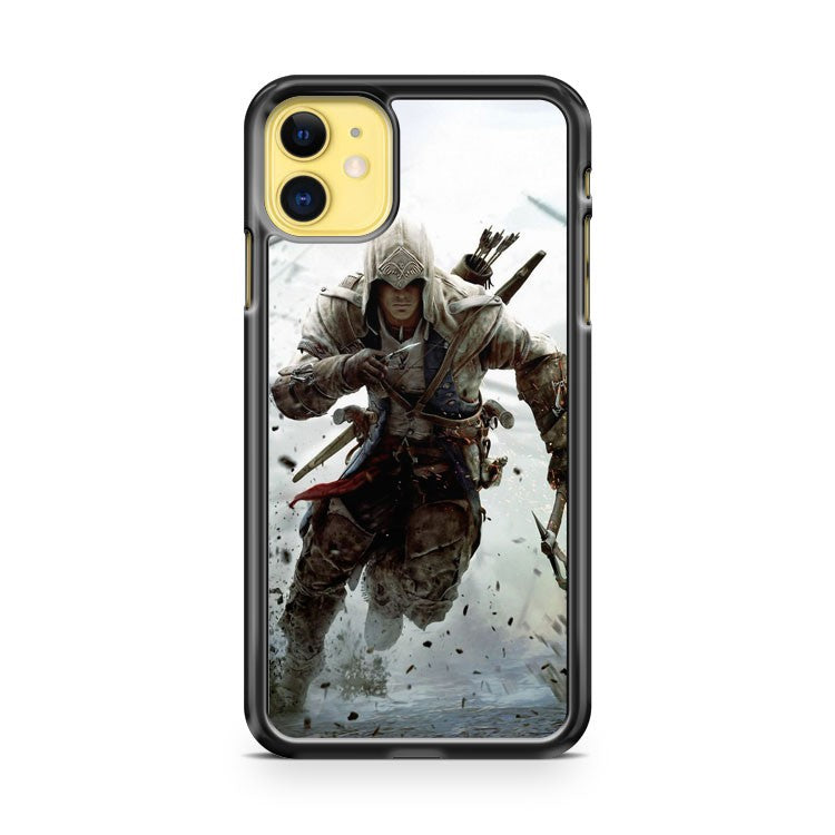 Assassins Creed Conor iPhone 11 Case Cover | Oramicase