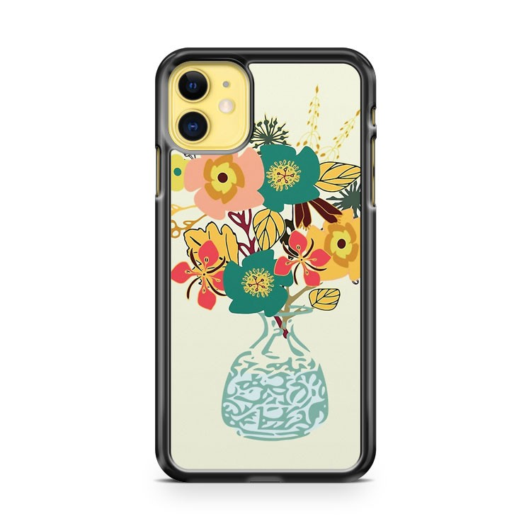 Autumn Blooms 2 iPhone 11 Case Cover | Oramicase