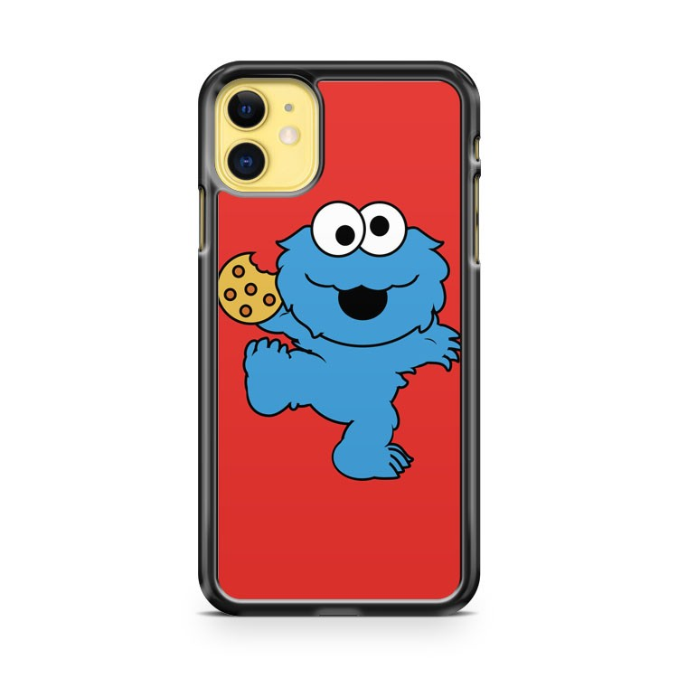 baby cookie monster iPhone 11 Case Cover | Oramicase