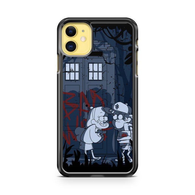 Bad Wolf In Gravity Falls iPhone 11 Case Cover | Oramicase