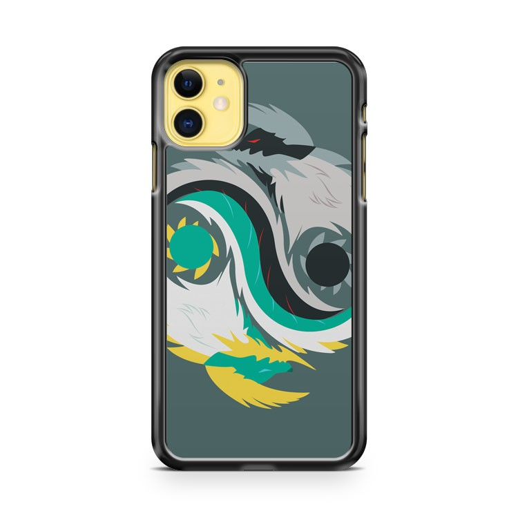 Balance Jinouga iPhone 11 Case Cover | Oramicase
