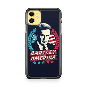 Bartlet for America iPhone 11 Case Cover | Oramicase
