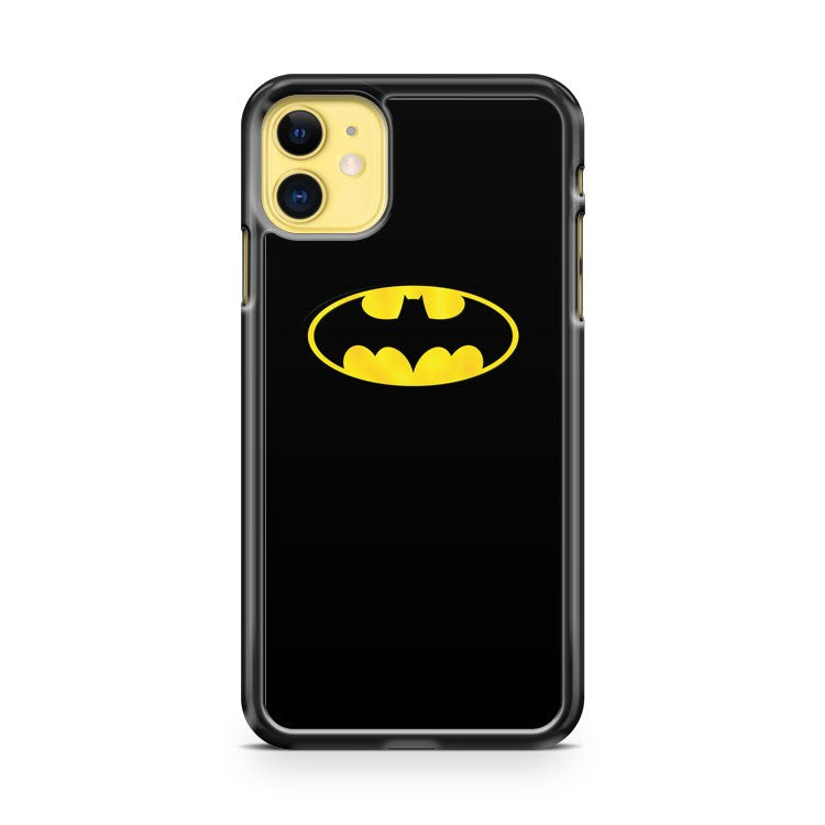 Batman retro logo iPhone 11 Case Cover | Oramicase