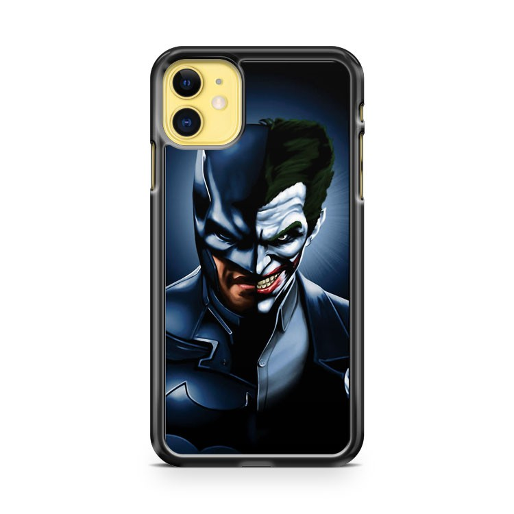 BATMAN THE DARK JOKE iPhone 11 Case Cover | Oramicase