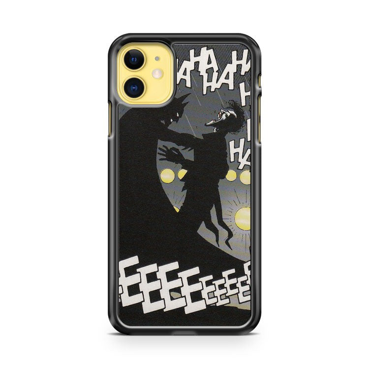 Batman The Killing Joke iPhone 11 Case Cover | Oramicase