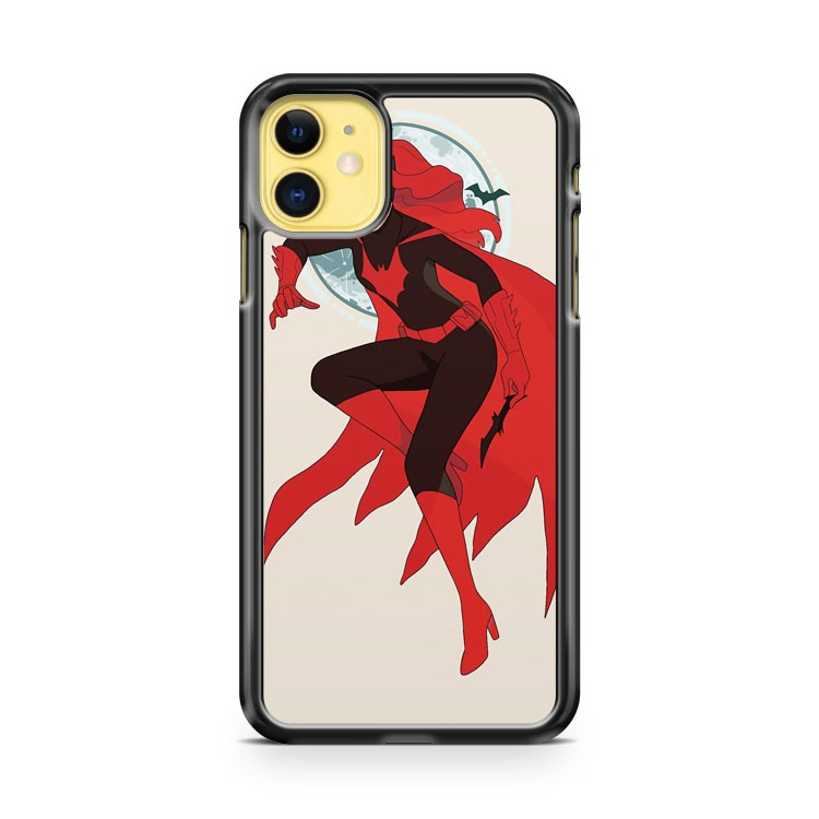 Batwoman iPhone 11 Case Cover | Oramicase