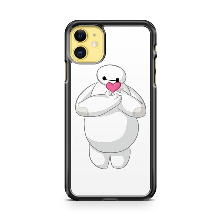 Baymax Heart iPhone 11 Case Cover | Oramicase