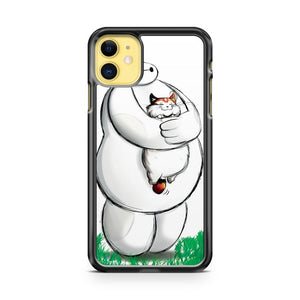 baymax Kitten iPhone 11 Case Cover | Oramicase