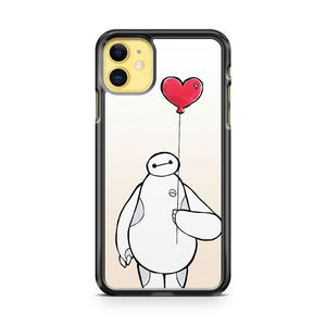 Baymax Love Balloon iPhone 11 Case Cover | Oramicase