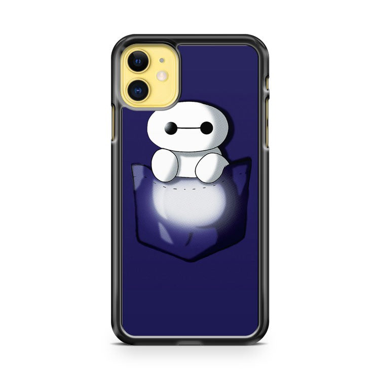 Baymax Pocket Tee iPhone 11 Case Cover | Oramicase