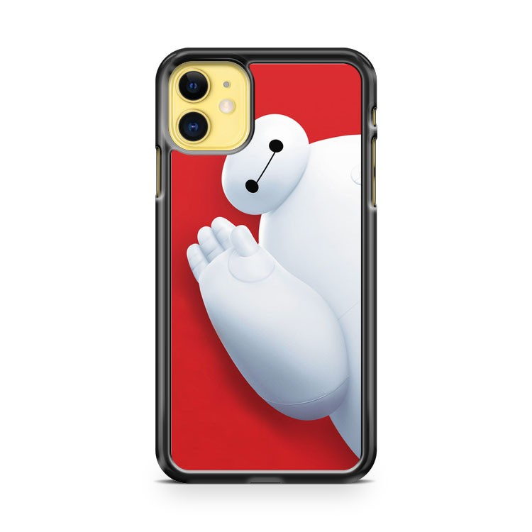 Baymax Say Hello iPhone 11 Case Cover | Oramicase