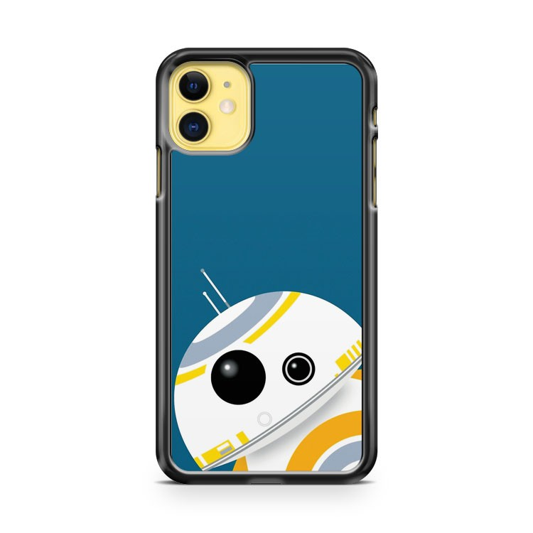 BB 8 Peekaboo iPhone 11 Case Cover | Oramicase