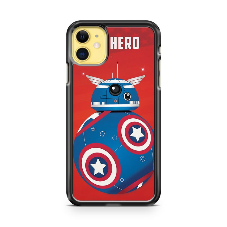 BB8 Friends Series 1 The Hero iPhone 11 Case Cover | Oramicase