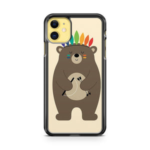 Be Brave iPhone 11 Case Cover | Oramicase