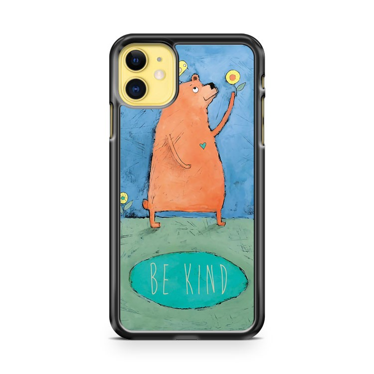 Be Kind iPhone 11 Case Cover | Oramicase