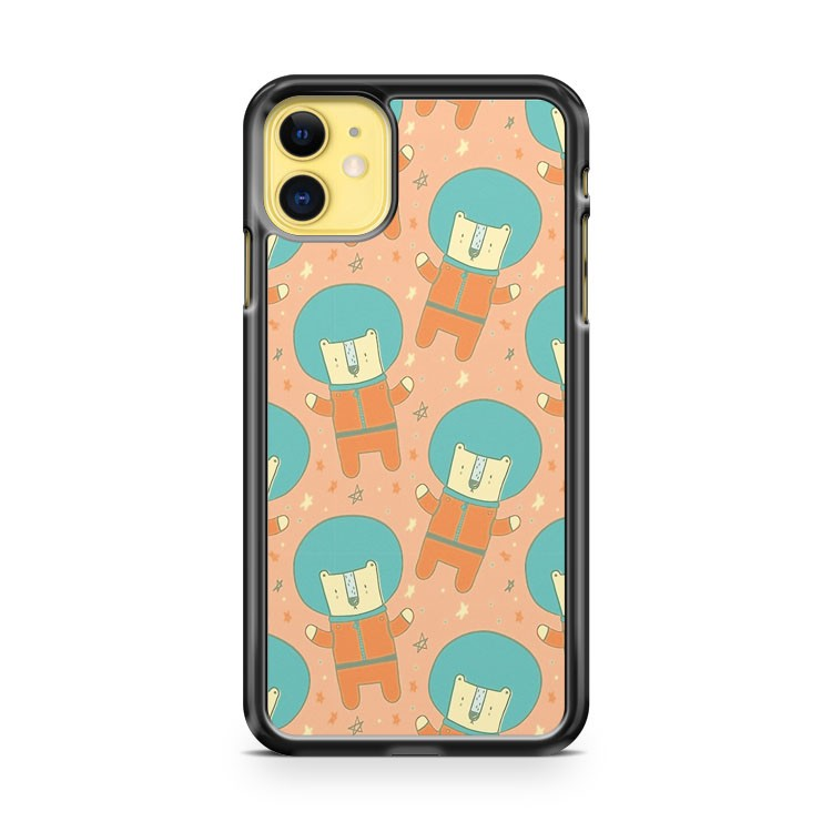 Bearly There in Dreamsickle iPhone 11 Case Cover | Oramicase