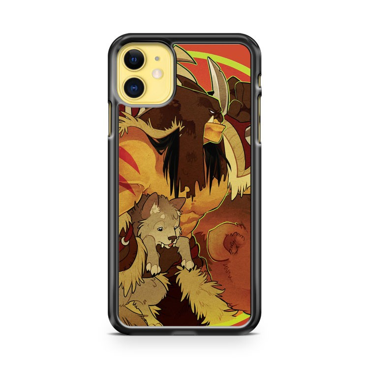 Beastmaster Rexxar iPhone 11 Case Cover | Oramicase