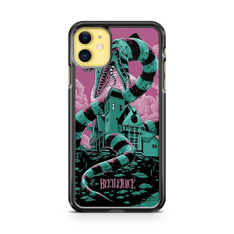 Beetlejuice iPhone 11 Case Cover | Oramicase