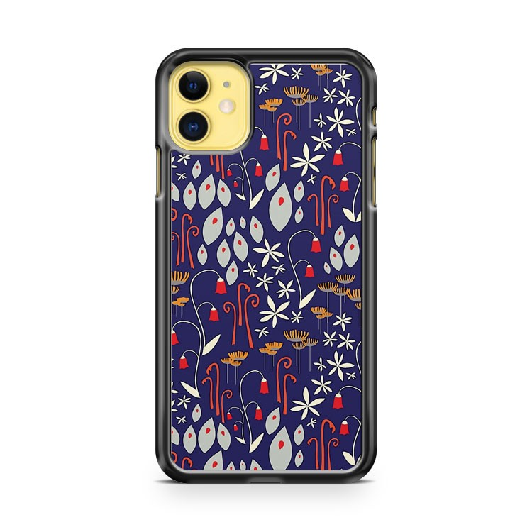 Bells and Blues iPhone 11 Case Cover | Oramicase