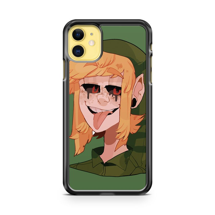Ben Drowned iPhone 11 Case Cover | Oramicase