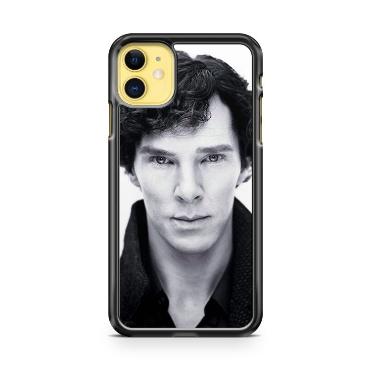 Benedict Cumberbatch In Sherlock iPhone 11 Case Cover | Oramicase